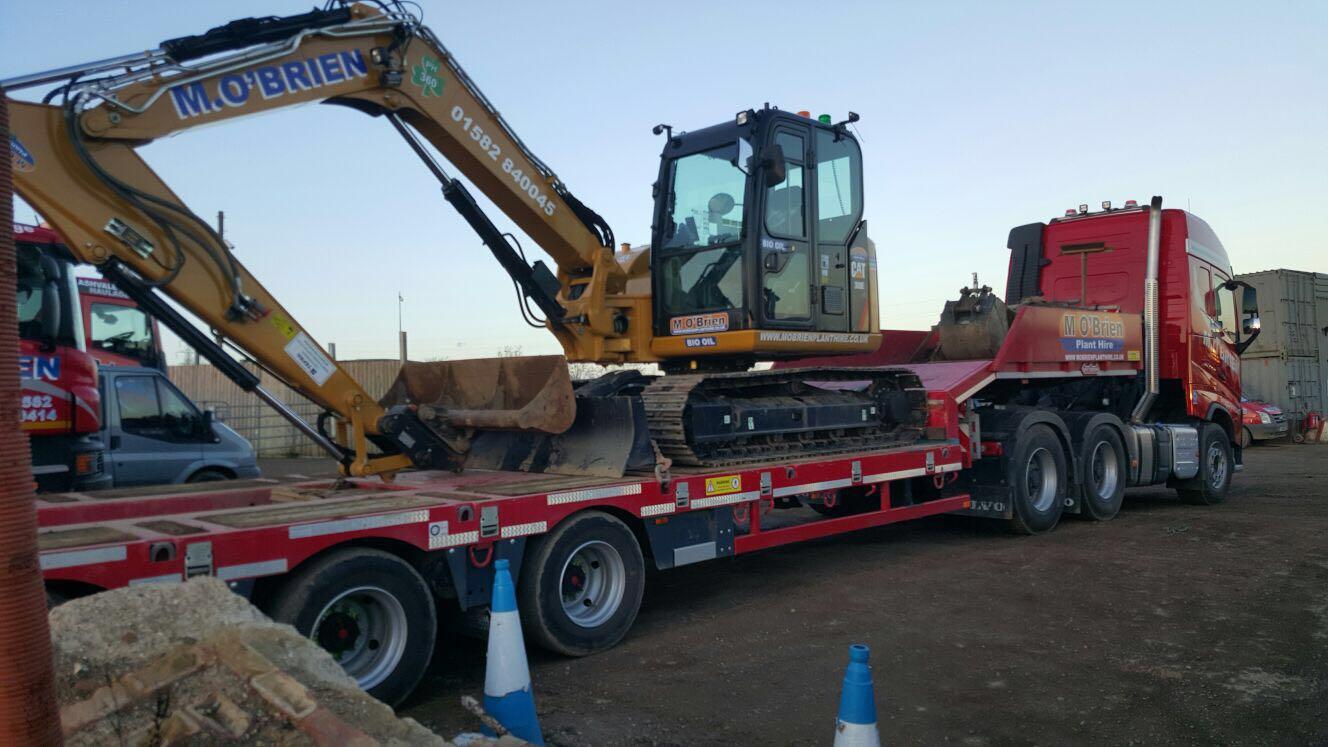 Cat 308E (8 Tonne Excavator) | M O'Brien Plant Hire
