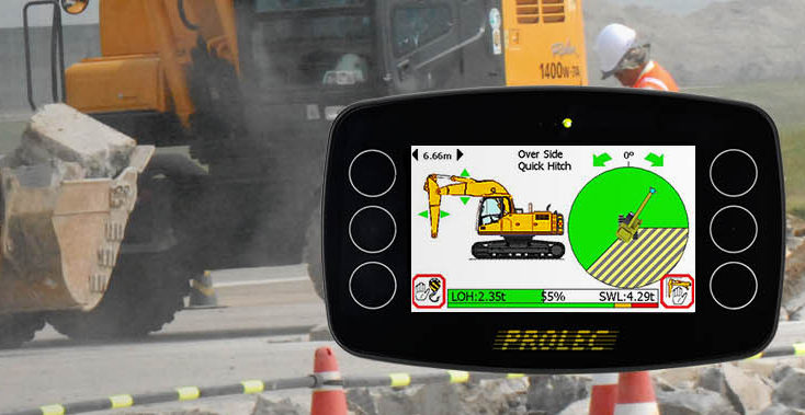 Prolec Pro Visual Safe Load Indicator With Built In Height